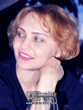 Irina, Kiev, Ukraine, 43, Hair colour auburn, I picture relationship in my family full of love, caring and respect. I will do my best to make my husband happy and will expect the same from him, because I believe that is the best environment for growing happy children.